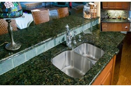 Đá Granite xanh Brazil EBDGXB