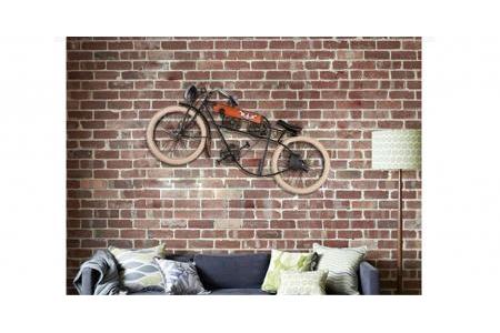 Tranh Sắt Motobike – DTT24