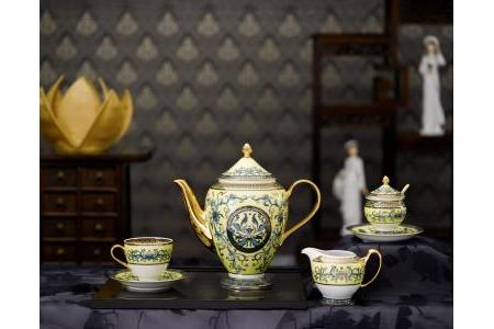 Bộ cà phê 1.5 L - Hoàng Cung - Hoàng Liên