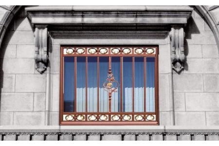 Cửa sổ chống trộm HL-AL-HC-602