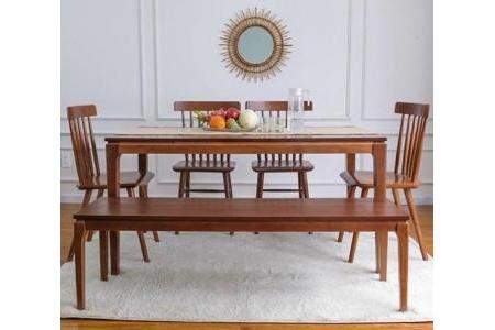BỘ BÀN ĂN ORI DINING TABLE SIZE M