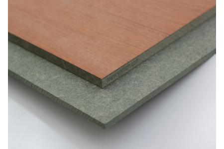 Ván gỗ MDF Chống ẩm phủ veneer