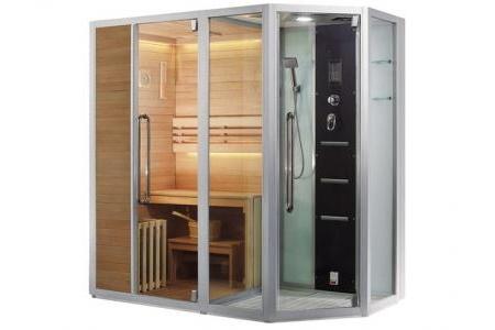 Cabin tắm Wisemaker WSG-Z02A L(L/R)(2000*1100*2150mm)