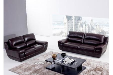 Sofa da Dominic 3 chỗ