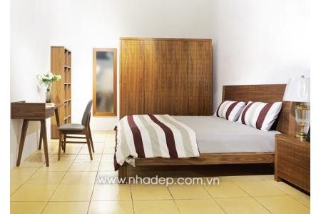 Giường ngủ Kara 1.8x2m