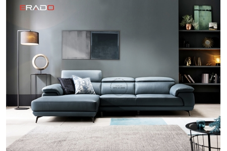 Sofa da cao cấp mã 522