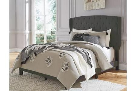 Vintasso Queen Upholstered Bed