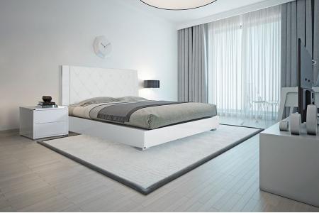 Giường ngủ Acrylic - 3112010010