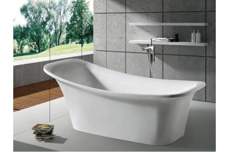 Bồn tắm âm Wisemaker WMK/WG-Y02 (1800*850*760 mm)