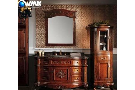 Chậu tủ liền gương Wisemaker WYS-L604A+T (1320*580*1900mm)