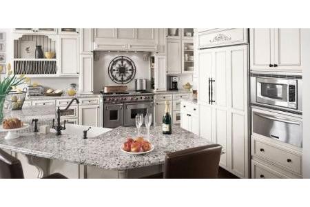 Đá Granite trắng xà cừ EBDGTXC
