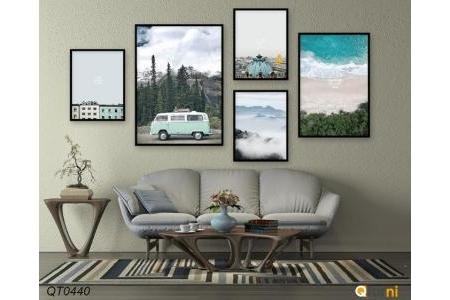 Tranh Canvas QT0440