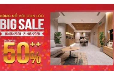 Big sale giảm giá lên đến 50% thiết bị nhà bếp Malloca