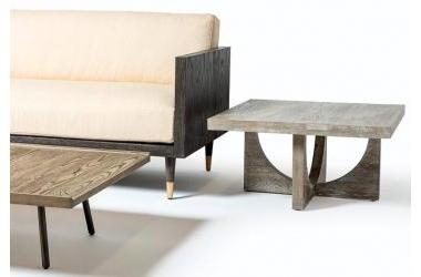 Bộ sưu tập nội thất mới Seven Easy Pieces từ gỗ sồi đỏ của Hoa Kỳ