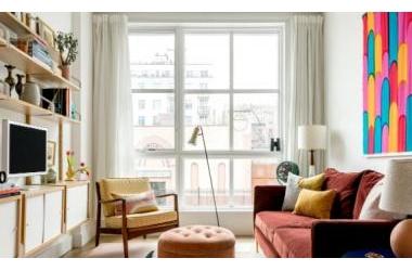 Những bất ngờ thú vị kết hợp cùng phong cách cổ điển bên trong căn hộ ở Brooklyn