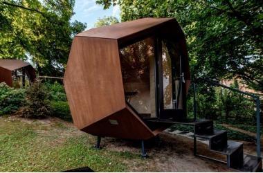 Cabin làm việc 'cổ tích' 8 m2 với giá 28.000 USD
