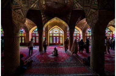 Vẻ mê hoặc của các công trình Hồi giáo