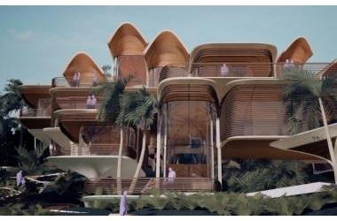 Zaha Hadid Architects ra mắt thiết kế khu phức hợp nhà ở tại Honduras