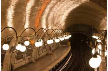 Metro Paris và những trạm dừng ấn tượng