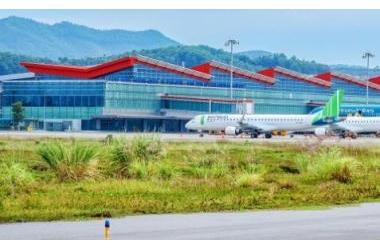 Cảng hàng không quốc tế Vân Đồn được trao giải thưởng đặc biệt thế giới về thiết kế ngoại thất