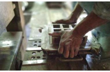 Ấn Độ biến không khí ô nhiễm thành vật liệu xây dựng
