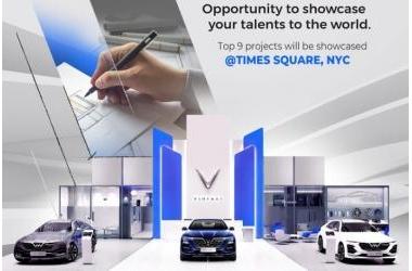 VDAS khởi xướng cuộc thi thiết kế showroom VinFast toàn cầu