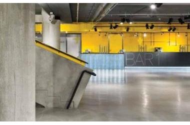 Màu của năm 2021 Pantone: Vàng và xám trong kiến trúc