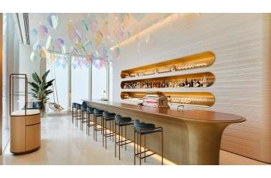 Le Café V - Tiệm cà phê đầu tiên của thương hiệu Louis Vuitton