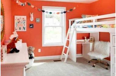 Màu sắc trong phòng ảnh hưởng như thế nào đến hành vi của trẻ nhỏ?