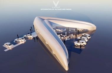"""Công bố kết quả cuộc thi """"Thiết kế Showroom Vinfast toàn cầu 2021"""""""