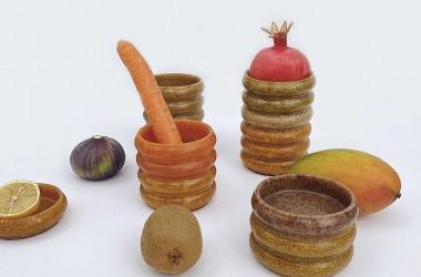 Vật liệu nội thất từ thực phẩm và chất thải nông nghiệp