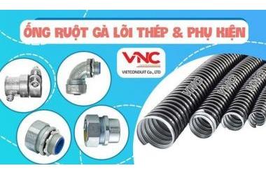 Ống ruột gà Vietconduit giúp hạn chế các rủi ro chập điện, tránh gây hỏa hoạn cho hệ thống cơ điện