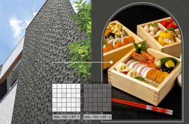 INAX mang vẻ đẹp Nhật Bản vào 3 dòng gạch mới
