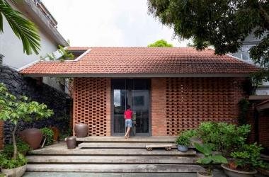 TB House - Ngôi nhà đậm chất truyền thống Bắc Bộ giữa núi rừng Tây Bắc