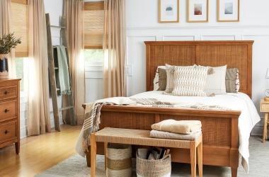 4 ý tưởng hô biến phòng ngủ theo phong cách Bohemian