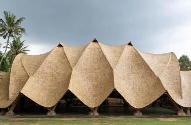10 công trình kiến trúc bằng tre ấn tượng nhất thế giới