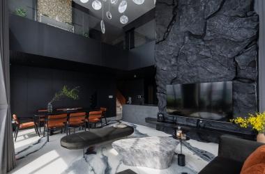 Penthouse Đá đen - Sống giữa thiên nhiên