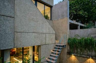 CHI's House - Nơi kiến trúc sư chơi hệ 'đối lập'