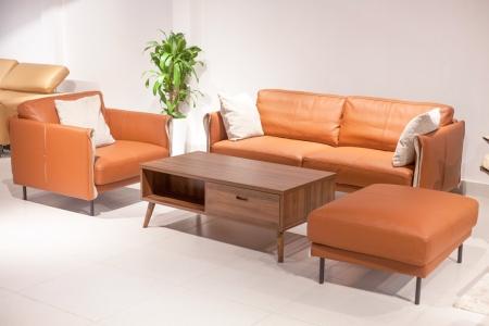 Ghế đôn sofa Nobis