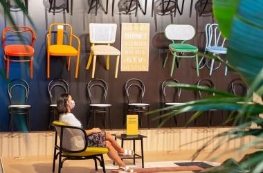 5 bộ sưu tập đồ nội thất gây choáng tại Tuần lễ thiết kế Milan 2021