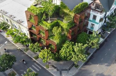 5 công trình Việt Nam được vinh danh tại Giải thưởng Cộng đồng Kiến trúc Thế giới WA Award lần thứ 38