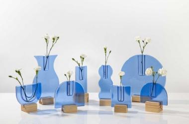 BST bình hoa Slimeline Vase – Sáng tạo đa chiều