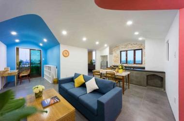 Căn hộ đầy màu sắc - Gợi ý cho thiết kế đơn giản, tiện nghi nhưng đẹp