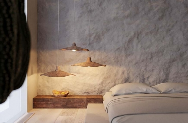 Vẻ đẹp mộc mạc của của phong cách Wabi Sabi trong thiết kế nội thất